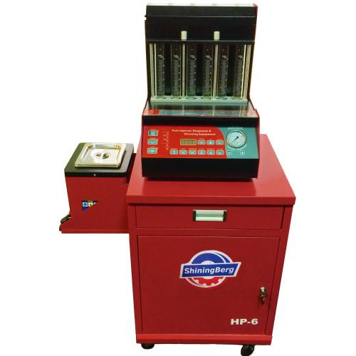 Оборудование для диагностики и промывки форсунок HP-6