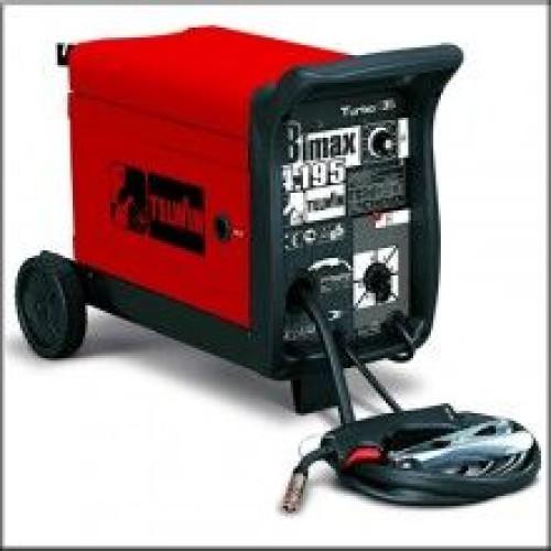 Bimax 4.195 Turbo - Зварювальний напівавтомат (230В) 30-160 А      821016