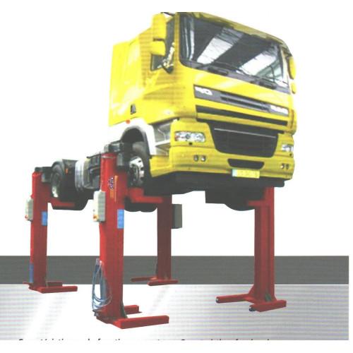Колонный подемник 16 т с возможностью разширения 6 - 8 колон  RAV 222NL