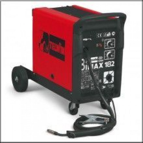 Bimax 182 Turbo - Зварювальний напівавтомат (230В) 30-170 А       821013