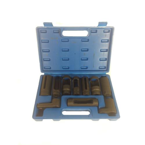 Набор головок для кислородных датчиков, (лямбда-зонда) 10 предметов 1-E1018