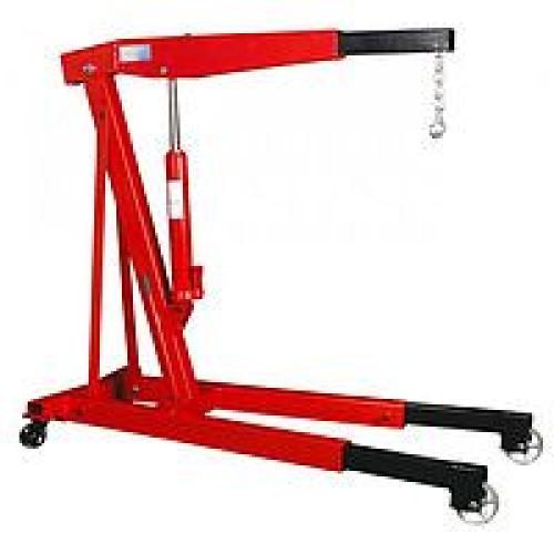 Кран гидравлический не складной 3000 кг 1TS0301