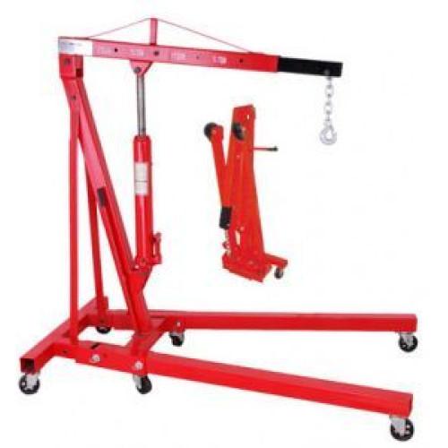 Кран гидравлический складной 2000 кг 1TS02021A