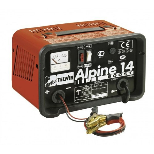 Alpine 14 Boost - Зарядное устройство 230В,12В     807543