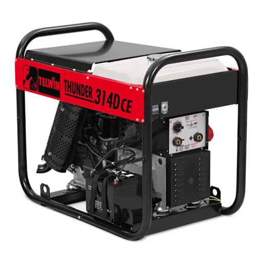 Thunder 314D CE - Сварочный генератор 40-300 А     825003