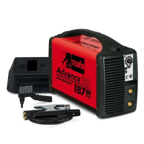 Advance 187 MV/PFC - Зварювальний інвертор 10-150 А     816009