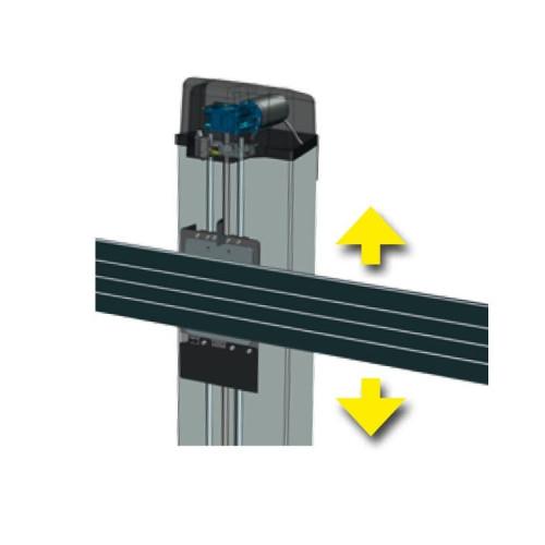 Система подъема камер для стенд развал-схождения С880