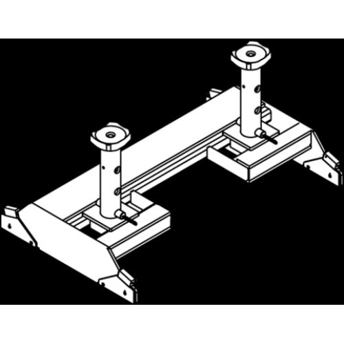 Поддерживающий мост GSB 14 Rollerset
