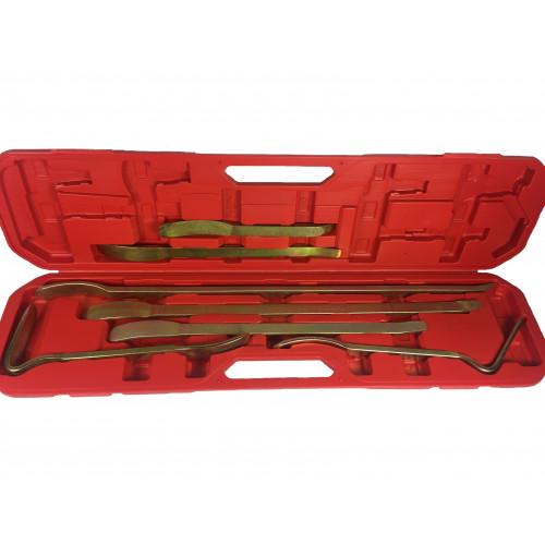 Набор рихтовочных монтировок и приспособлений кованый 7 предметов 1-D1015
