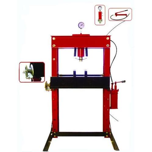 Пресс напольный пневмогидравлический 40000 кг