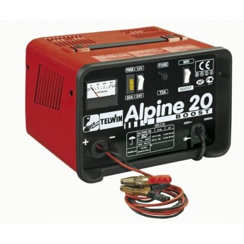Alpine 20 Boost - Зарядное устройство 230В, 12-24В    807546