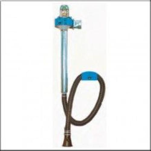 Filcar ARGON-1-75-5 - Настенная вытяжка выхлопных газов со шлангом 5 метров