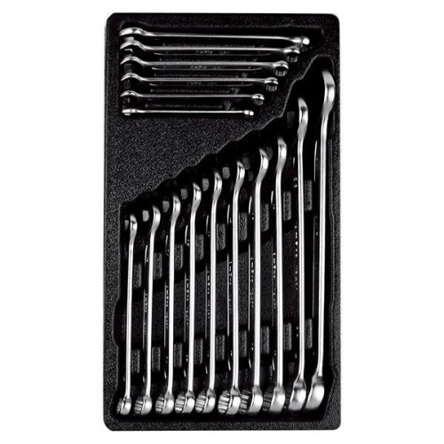 Набор ключей комбинированных , 16 предметов  T40187