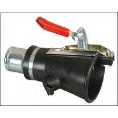 Filcar BG-100/200-PM - Наконечник для шланга 100 мм и диаметром наконечника 200 мм с ручным зажимом