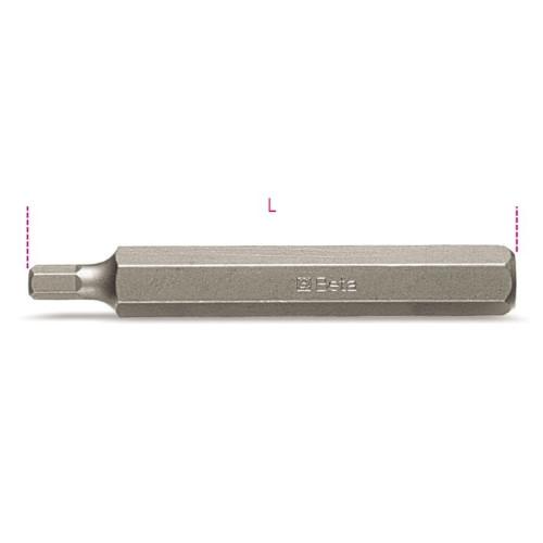 867PE/L - Біта з шестигранним профілем 6 мм (10мм, L=75 мм)