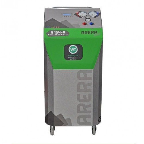 Установка автоматична для заправки автомобiльних кондицiонерiв