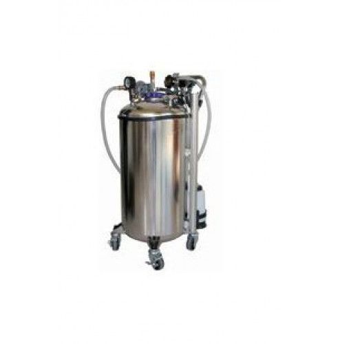 Установка пневматическая для откачки топлива (50 литров)   03.036.08