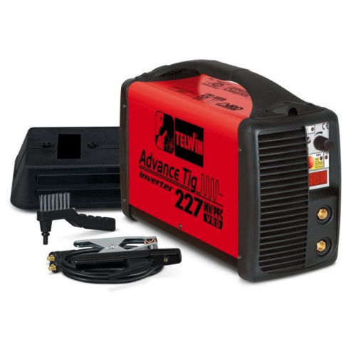 Advance Tig 227 - Зварювальний інвертор 10-200 А   852048