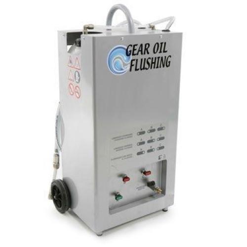 GEAR OIL FLUSHING       02.021.04