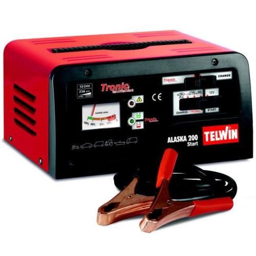 Alaska 200 Start - Пуско-зарядний пристрій 12/24V      807577