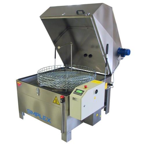 Teknox SIMPLEX 100 НT - Пневматическая установка для мойки деталей с подогревом воды свыше 60 ?С