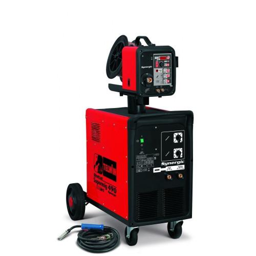 Digital Supermig 490 Synergic AQUA - Зварювальний напівавтомат (380В) 50-420 А     822066