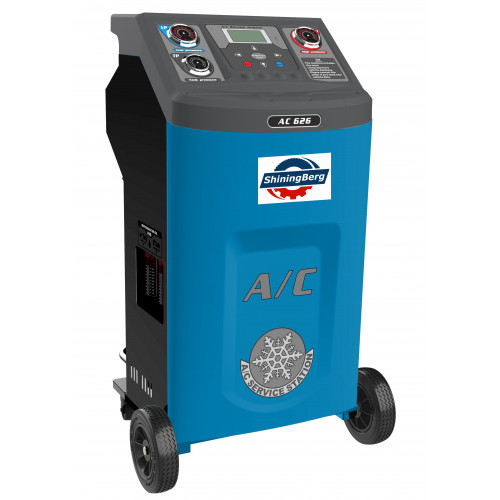 Автоматическая установка для заправки автомобильных кондиционеров AC-626