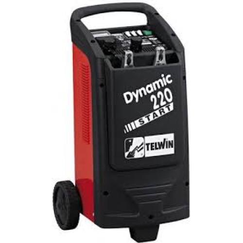 Dynamic 220 Start - Пуско-зарядний пристрій 230В, 12-24В     829380