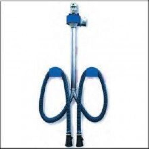 Filcar ARGON-2-100-5 - Двойная настенная вытяжка выхлопных газов со шлангом 5 метров