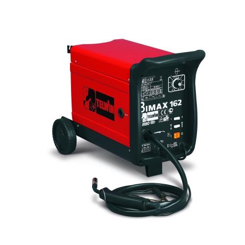 Bimax 162 Turbo - Зварювальний напівавтомат (230В) 30-145 А      821012