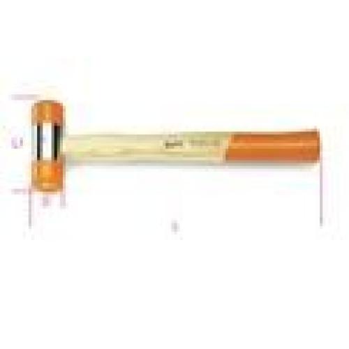 1390 - Резиновый молоток 28 мм