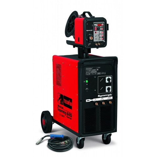 Digital Supermig 610 Synergic - Зварювальний напівавтомат (380В) 60-550 А      822065