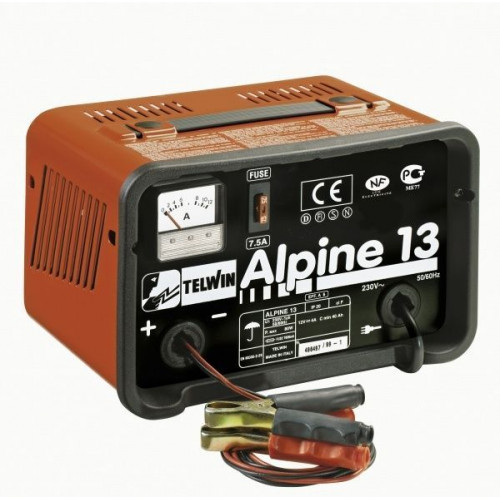 Alpine 13 - Зарядное устройство 230В, 12В     807542