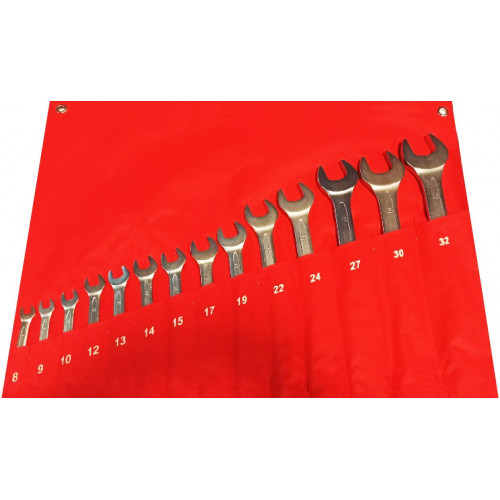 Набор ключей комбинированных  14 предметов 8-32 мм NKK014 8-32