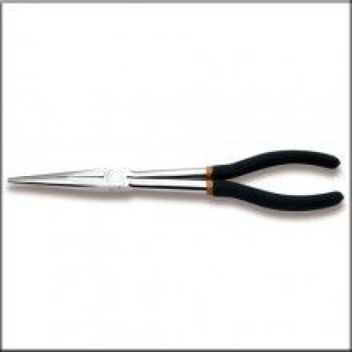 1009L/A - Плоскогубці прямі з полукруглими губками