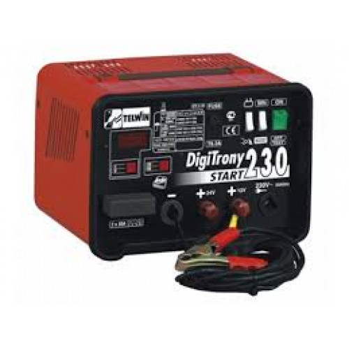 Digitroni 230 Start - Пуско-зарядний пристрій (12В/24В)      807575
