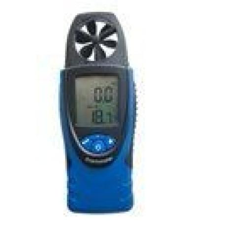 Анемометр портативный с температурным датчиком.     04.020.00