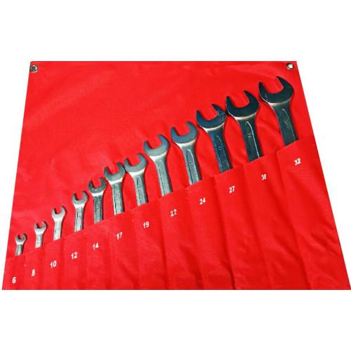 Набор ключей комбинированных 12 предметов 6-32 мм NKK012 6-32