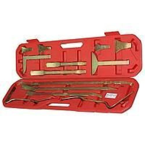 Набор рихтовочных монтировок и приспособлений кованый 13 предметов 1-D1017