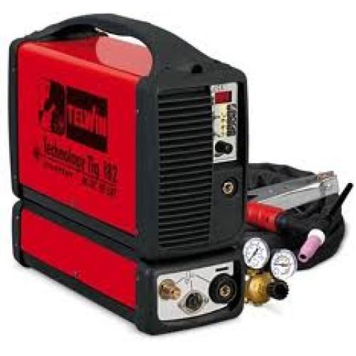 Technology Tig 182 AC/DC-HF/LIFT+AC - Апарат аргонно-дугового зварювання      852030