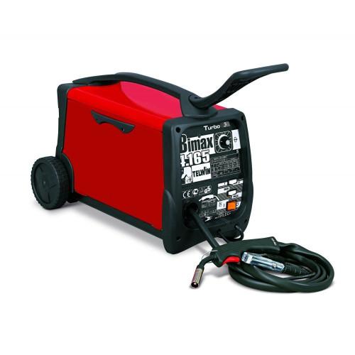 Bimax 4.165 Turbo - Зварювальний напівавтомат (230В) 30-145 А       821015