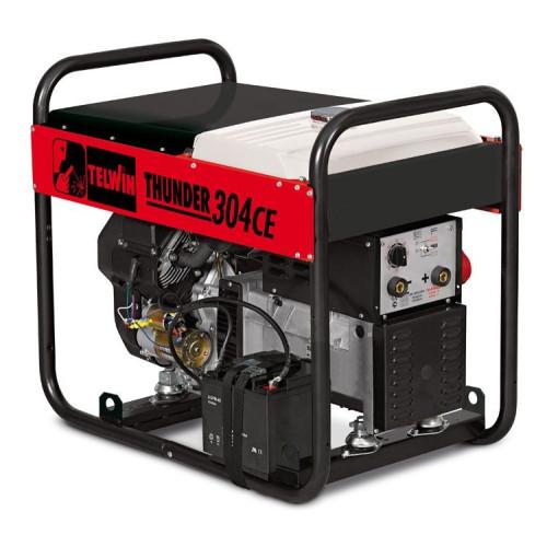 Thunder 304 CE KOHLER - Сварочный генератор 40-300 А     825002