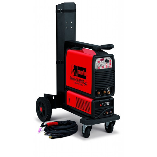 Superior tig 422 ac/dc-hf/lift - Аппарат аргонно-дуговой сварки 350 А    816106