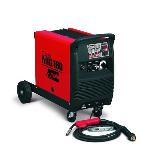 Digital Mig 180 Synergic - Зварювальний напівавтомат (230В) 30-170 А       820020