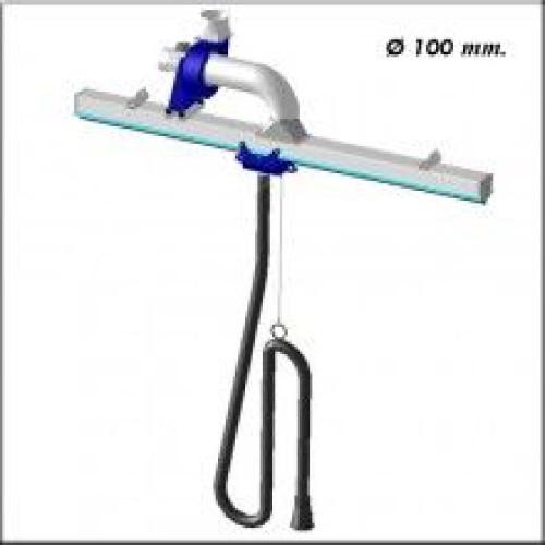 Filcar ECOSYS-B-15/1 - Рельсовая система для вытяжки выхлопных газов 15 метров