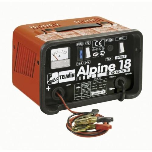 Alpine 18 boost - Зарядное устройство 230В, 12-24В     807545