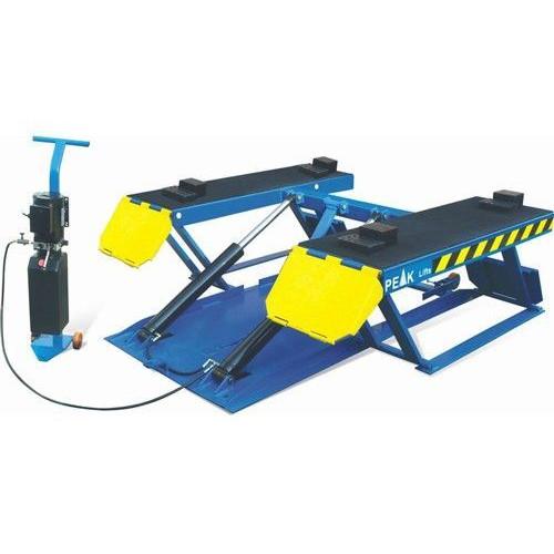 PEAK LR 10 - Шиномонтажный ножничный подъемник  4500 кг.-220 В