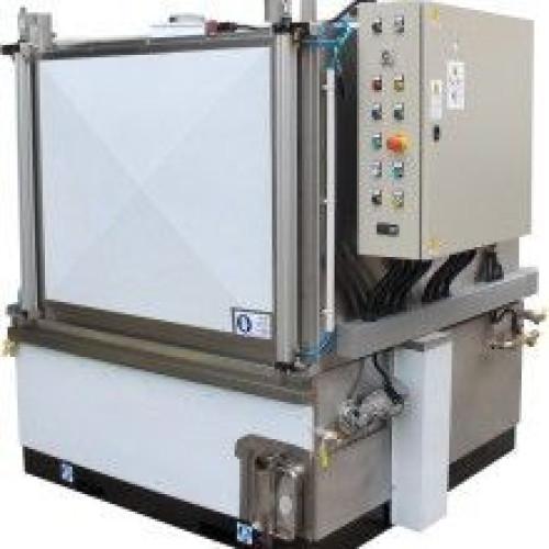 Magido L160E - Мойка деталей и больших агрегатов с автоматической очисткой и подогревом (Электро)