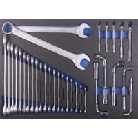 Набор ключей комбинированных ShiningBerg в ложементе 32 ед. (11813)