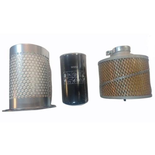 Комплект фільтрів для роторного компресора